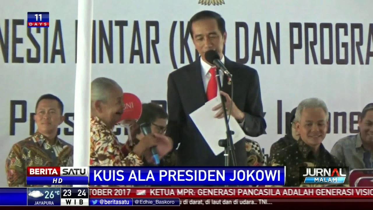 Nenek di Semarang Menolak Hadiah Sepeda dari Jokowi YouTube
