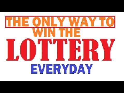 How to win Lottery - The Only way to win Pick 3 / Pick 4 Guaranteed  Everytime!