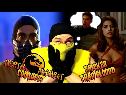 Mortal Kombat Conquest: Thicker Than Blood (Ep 11)