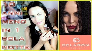 ▌▌10 anni in meno in 1 sola notte Delarom Unboxing and Review ▌▌