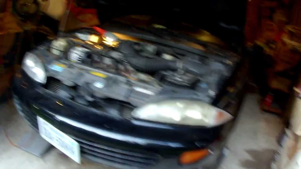 Chevy Cavalier Update Rod Knock Youtube Timing Belt For Pontiac Sunfire