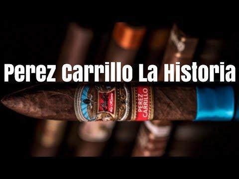 Perez Carrillo La Historia Review - Cigars of London