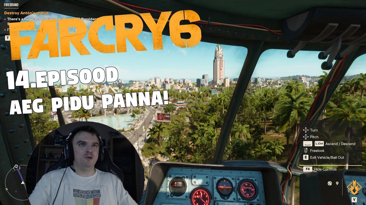 Far Cry 6 - 14. Episood - Aeg Pidu Panna!