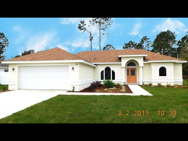 Tornado Proof Green Home in Florida. The Palm II.  Certified Green Home!
