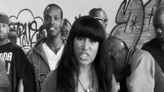 "BET Hip Hop Awards 09 ""THE CYPHER"" Crown Royyal, Nicki Minaj, Buckshot & Joe Budden"
