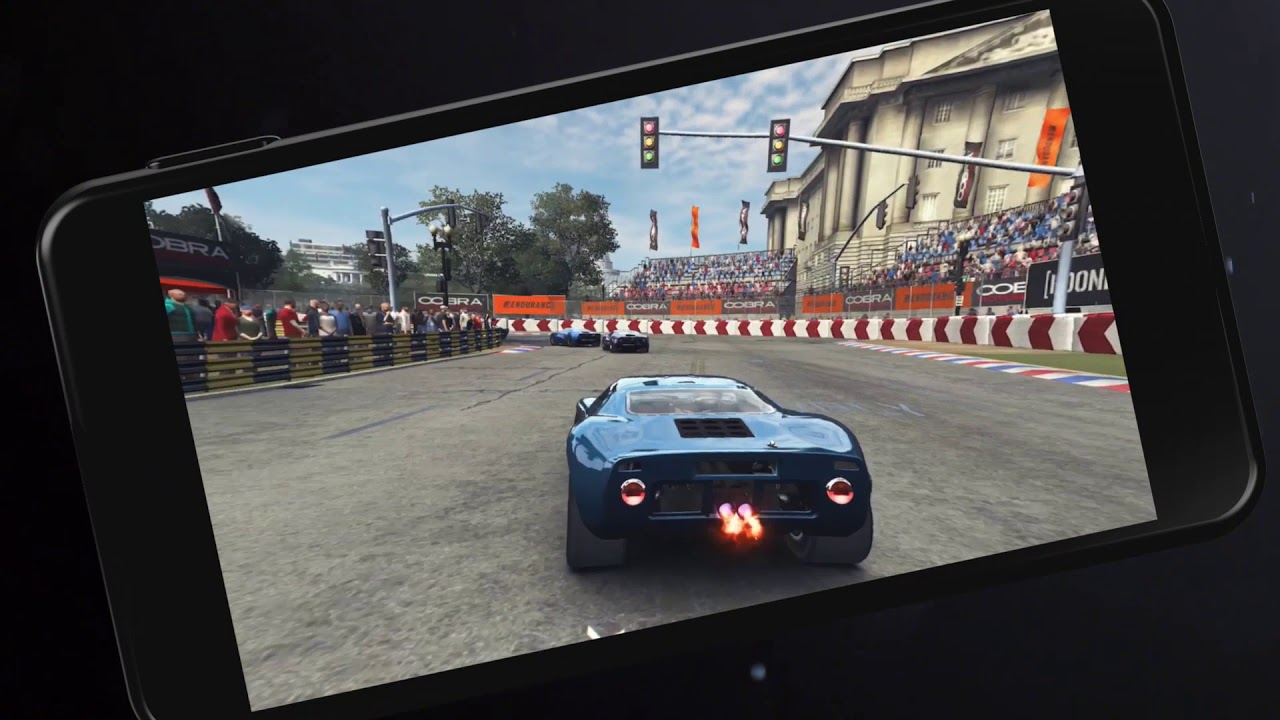 GRID™ Autosport IPA Cracked for iOS Free Download