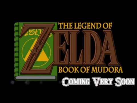 Zelda: Book of Mudora Trailer