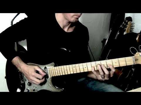 Jazz Funk Fusion Guitar Solo
