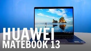 Huawei Matebook 13: l'Ultrabook si fa più potente