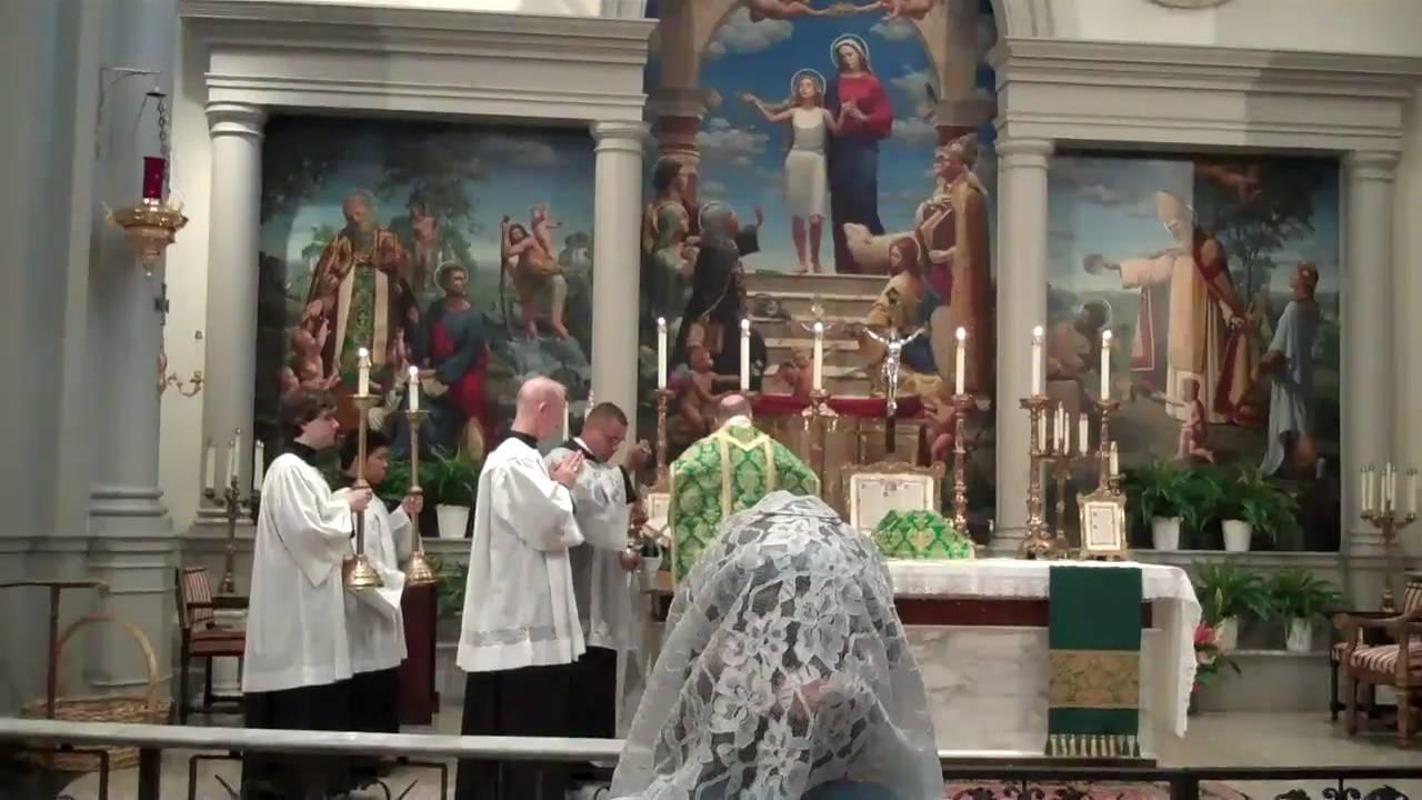 Latin Mass Nyc