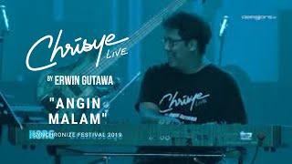 CHRISYE LIVE - Angin Malam (Synchronize Festival 2019)