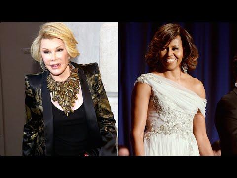 Alex Jones: Joan Rivers Was Killed Because Michelle Obama Is Transgender