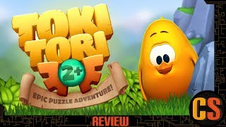 TOKI TORI 2+ - NINTENDO SWITCH REVIEW
