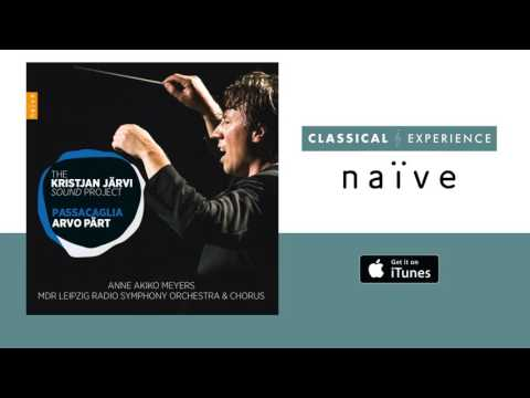 Kristjan Järvi, MDR Leipzig Radio Symphony Orchestra - La Sindone
