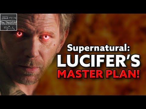 Supernatural: Lucifer's TRUE PLAN! - Season 14 [Theory]