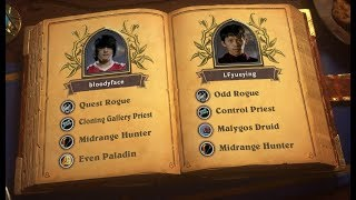 bloodyface vs. LFyueying - Quarterfinals - HCT Winter Championship 2019