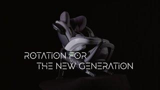 BeSafe iZi Twist i-Size - Rotation seat - Visionary rotation for toddlers