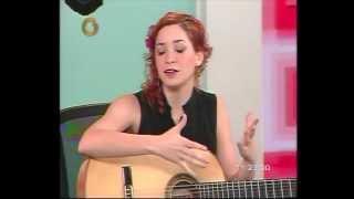Laura Guevara en De Mentes Veloces por Globovisión