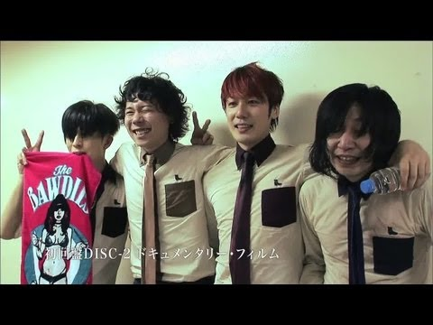 THE BAWDIES - LIVE AT BUDOKAN 20111127(トレーラー映像)