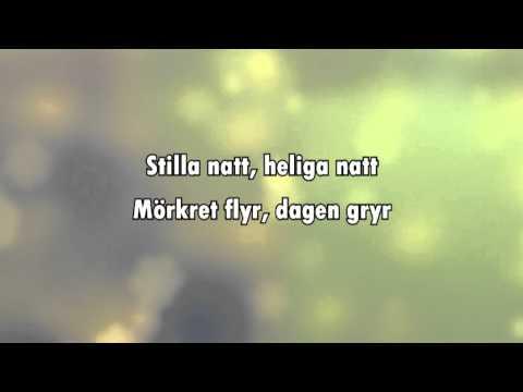 Stilla Natt (karaoke - Lyrics)