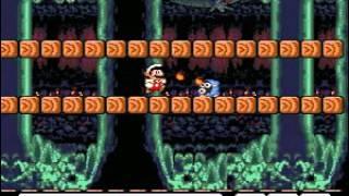Super Mario Bros 2 Mega Mario X DEMO Part 1