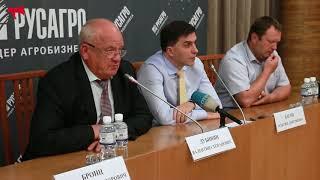 «Русагро»: Свинокомплекс в Приморье – самый современный в России – уже работает