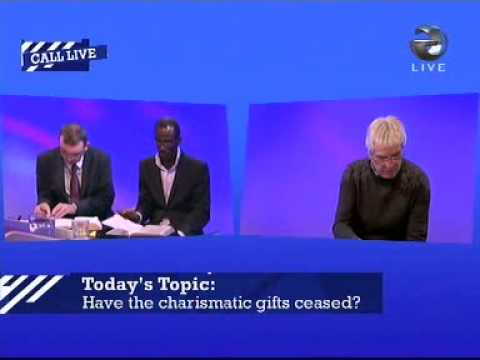 Rev. Angus Stewart vs. Rev. David Antwi - Cessationism Debate