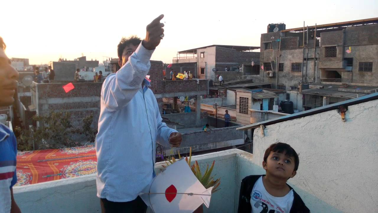 Celebration Of Makar Sankranti Kite Festival With Dear Near Ones