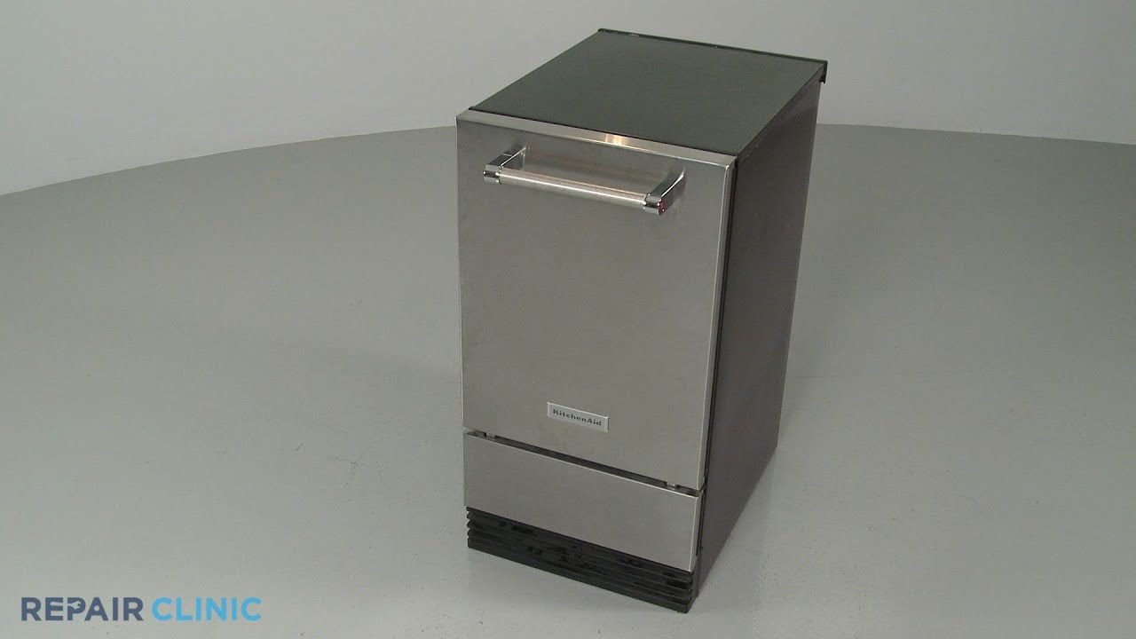 Kitchenaid Ice Machine Disembly