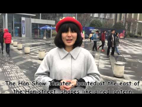 The Broke Girls Introduce Central Wuhan Cultural Area