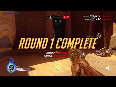 Overwatch: well that was toxic