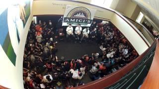 2012 San Francisco Giants Fan Fest Amici