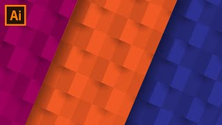 How to Create Background Abstract In Adobe Illustrator