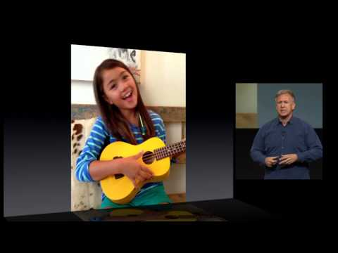 Apple Special Event 2013 - iPhone 5S Introduction