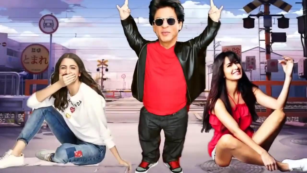 Zero Second Teaser Trailer Shah Rukh Khan Katrina Kaif