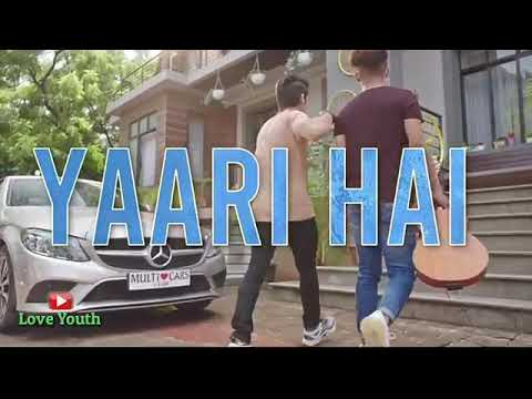 yaara-teri-meri-yaari-sab-se-payari-tony-kakkr-riyaz-aly-full-video-song