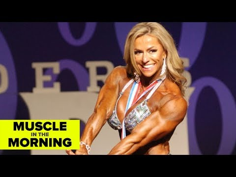 JULIANA MALACARNE GOES OUT ON TOP! Muscle in the Morning (7/19/18)