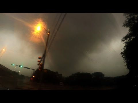 4/2/2017 Austin, TX Tornado Warned Storm