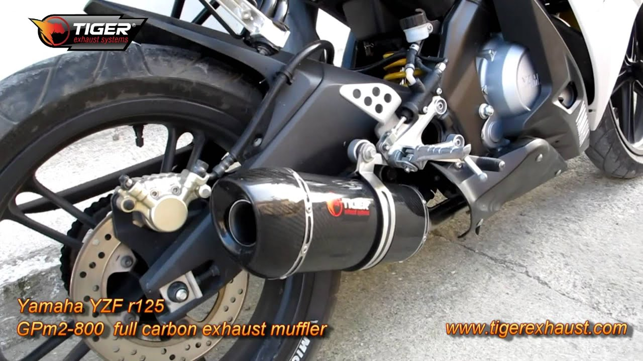 Yamaha Yzf R Aftermarket Exhaust