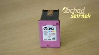 Výměna cartridge v HP DeskJet 2130