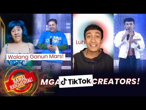 Mga Creative Tiktokers with Papa Jackson | Bawal Judgmental | June 16, 2020