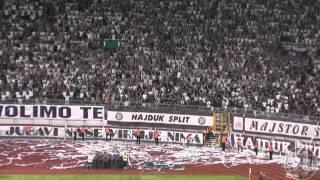 Torcida Split :: Hajduk - Barcelona 0:0 ( prijateljska utakmica)