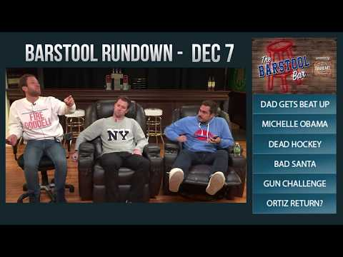 Barstool Rundown - December 7, 2016