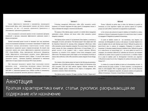 Аннотация. Толковый Видеословарь русского языка