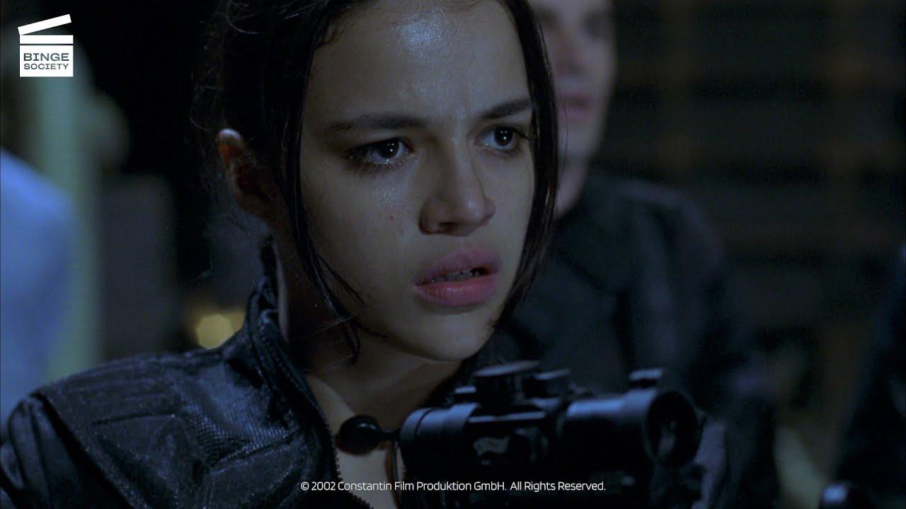 Resident Evil: A survivor (HD CLIP)