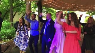 Интерактив на свадьбе