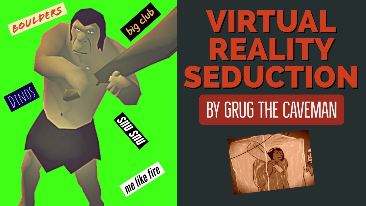 VIRTUAL REALITY SEDUCTION - YouTube