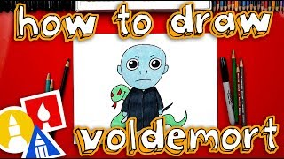How To Draw Voldemort