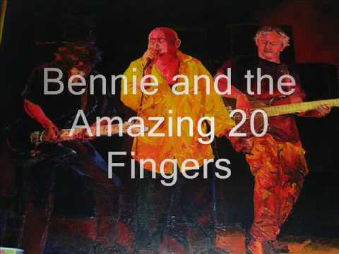 Bennie and the Amazing 20 Fingers  Song for Dr. Grace ( oeh yeah).wmv