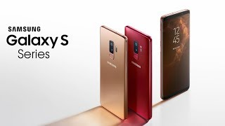 Samsung Galaxy S Series Evolution